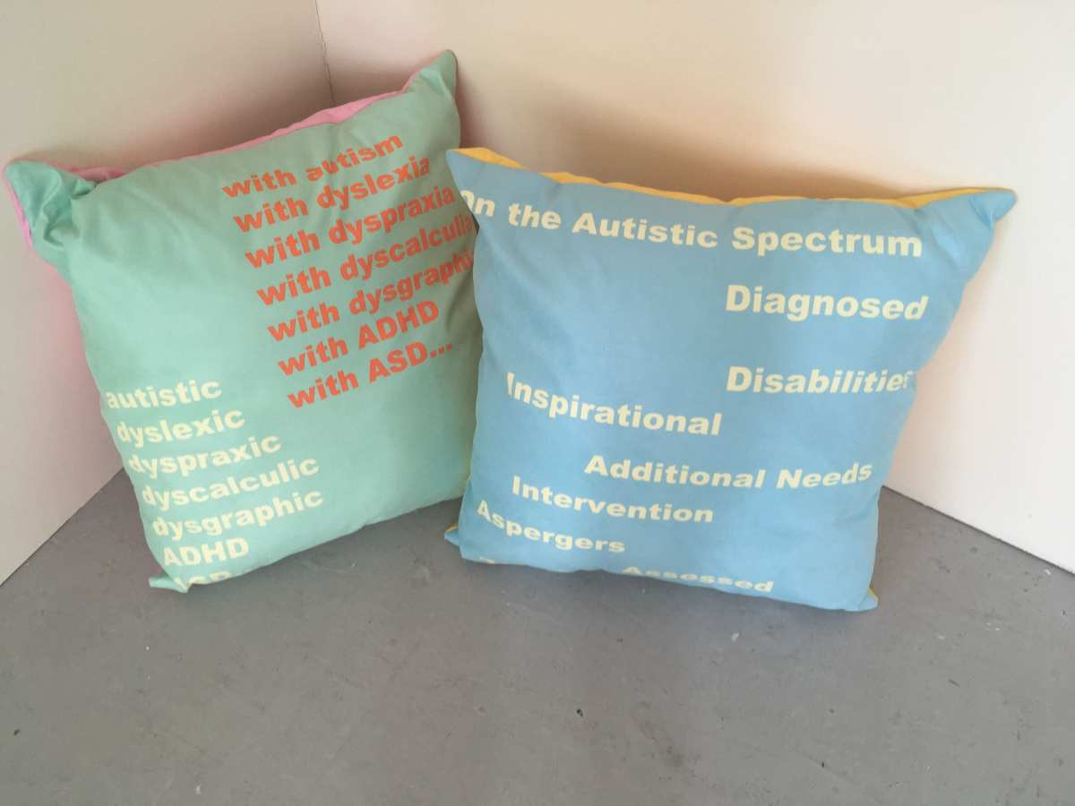 Language Cushions. Debatable and situational words.